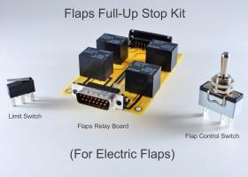 Flaps Full-Up Auto Stop Kit