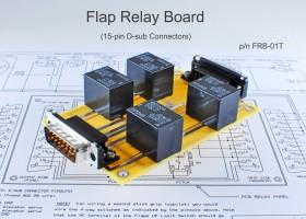 Flap Relay Board