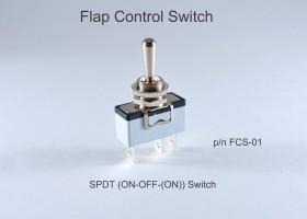 Flap Control Switch